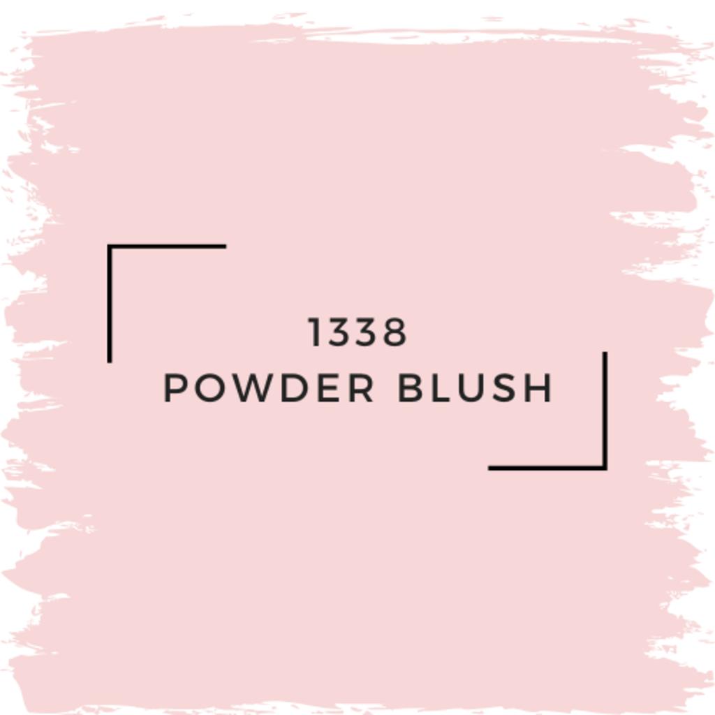 Benjamin Moore 1338 Powder Blush