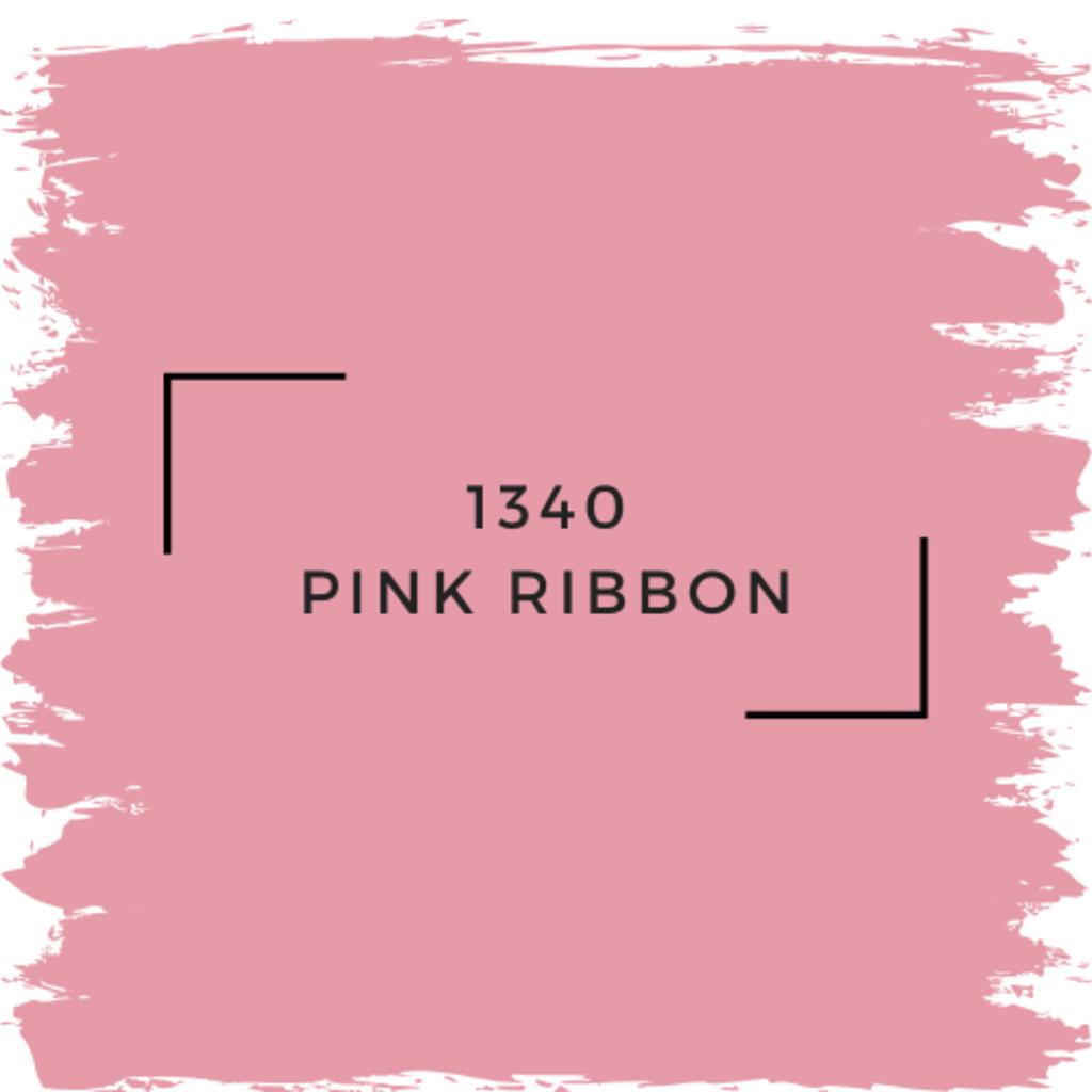 Benjamin Moore 1340 Pink Ribbon