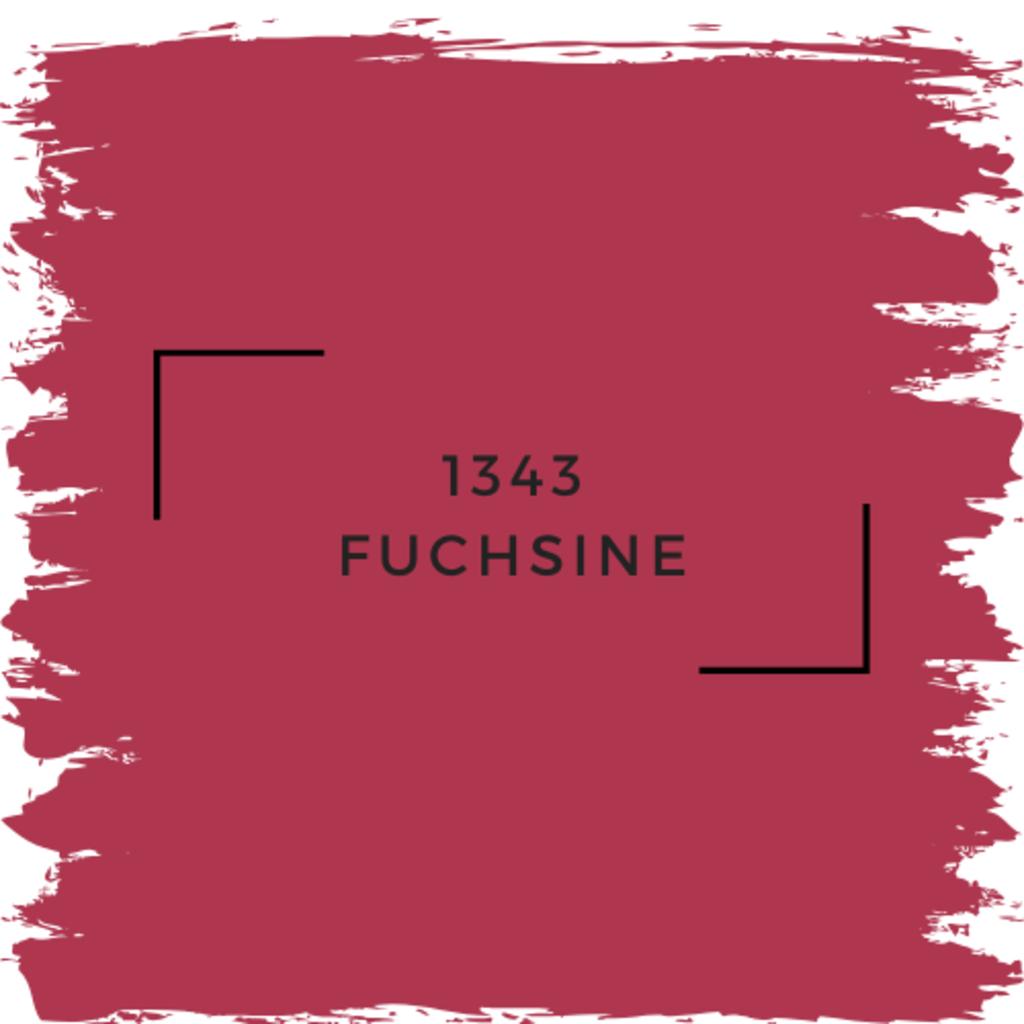 Benjamin Moore 1343 Fuchsine