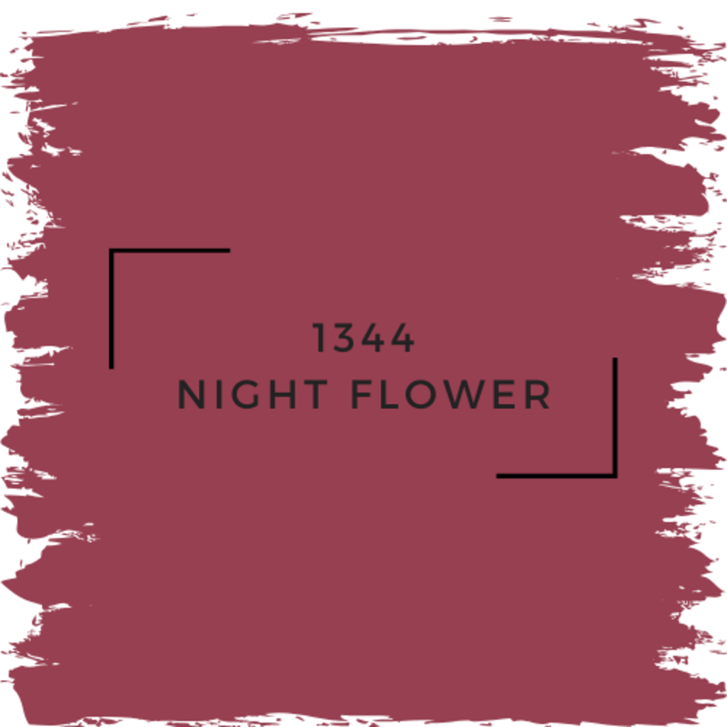 Benjamin Moore 1344 Night Flower