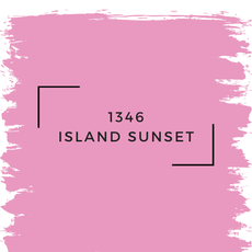 Benjamin Moore 1346 Island Sunset