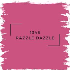 Benjamin Moore 1348 Razzle Dazzle