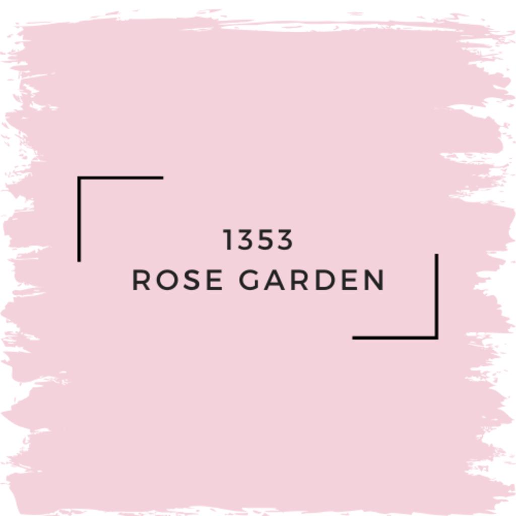 Benjamin Moore 1353 Rose Garden