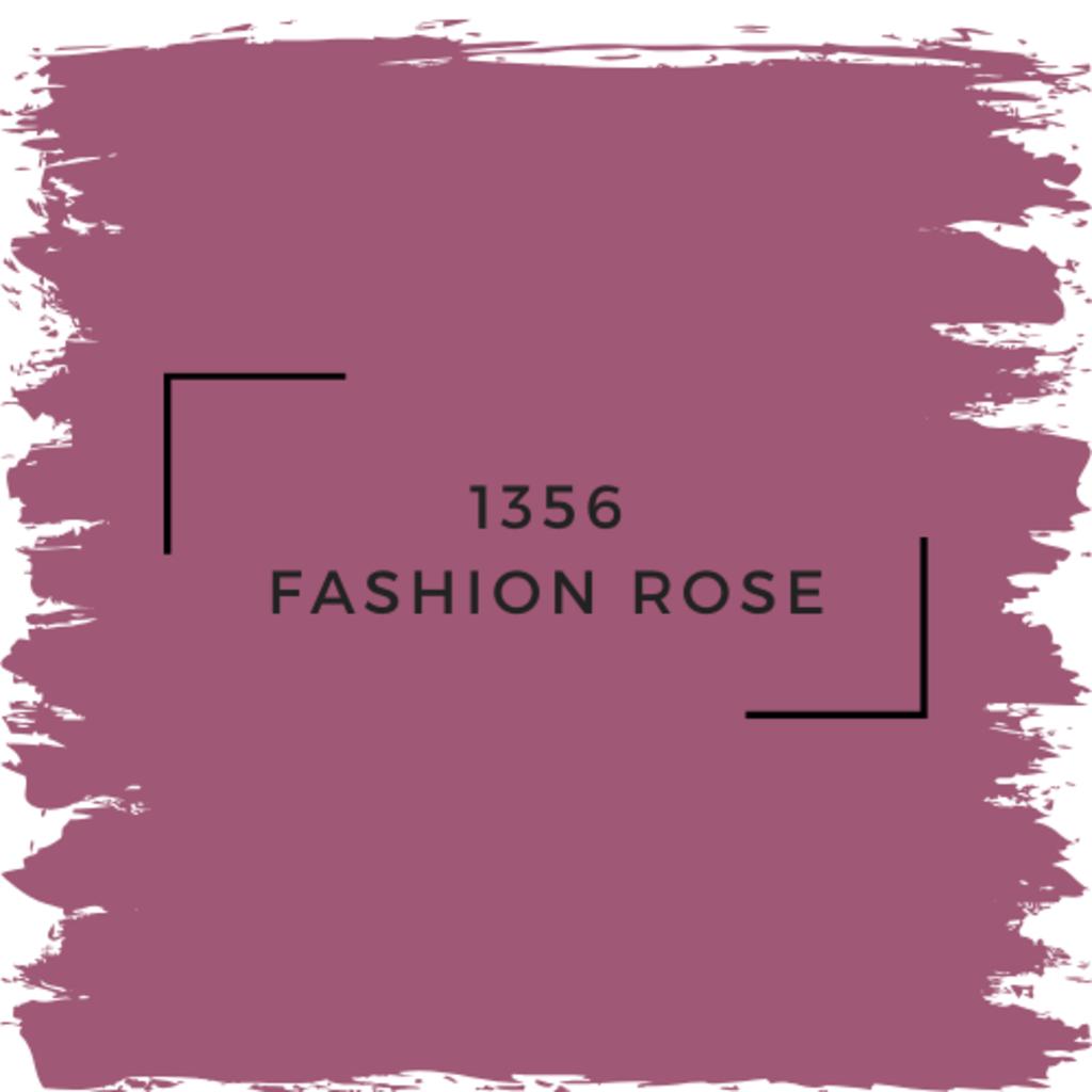 Benjamin Moore 1356 Fashion Rose