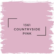 Benjamin Moore 1361 Countryside Pink