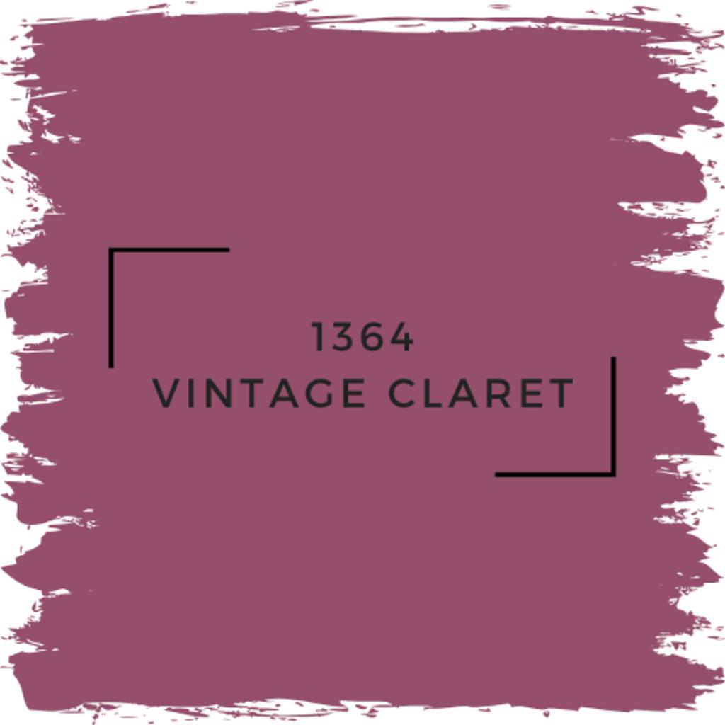 Benjamin Moore 1364 Vintage Claret
