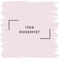 Benjamin Moore 1366 Rosemist