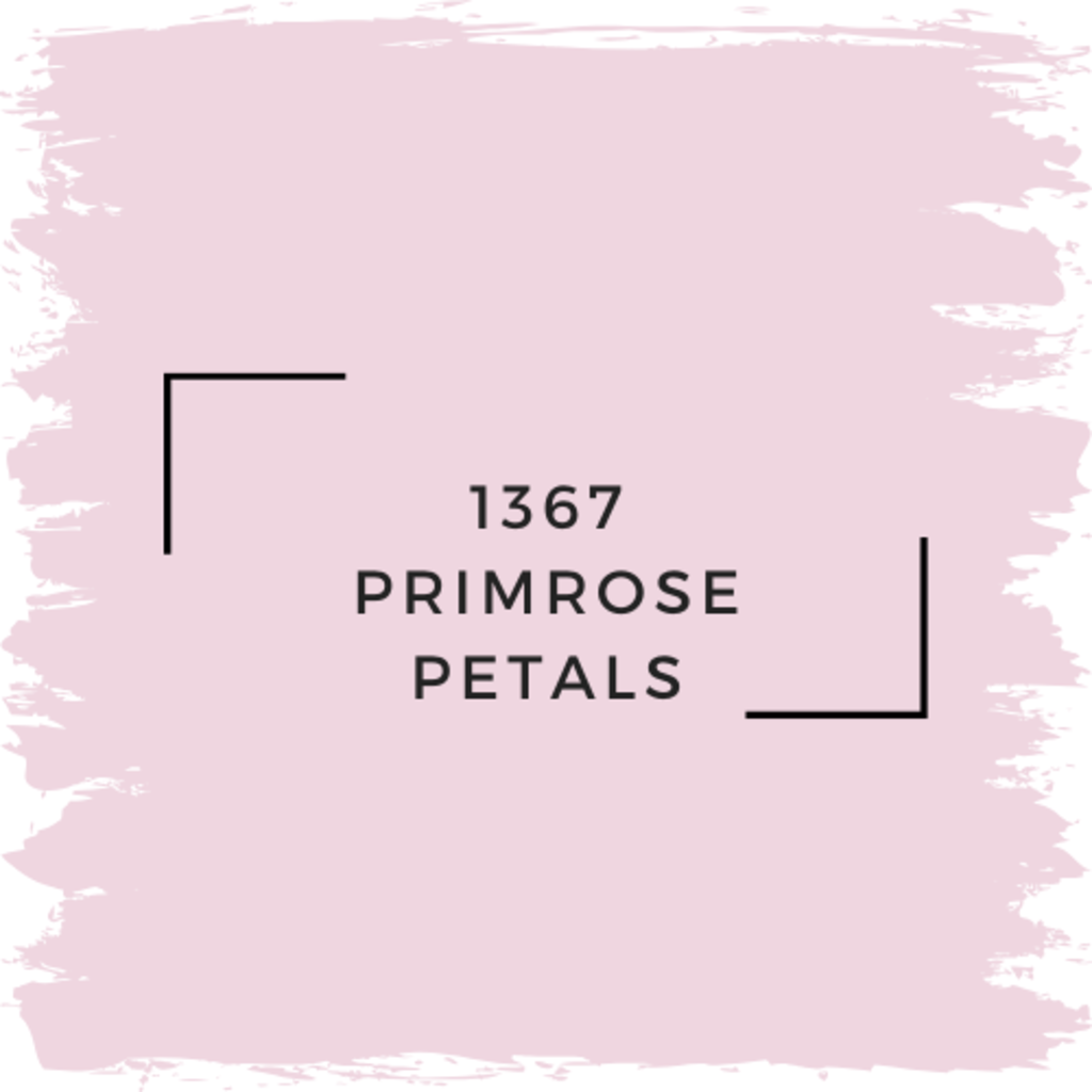 Benjamin Moore 1367 Primrose Petals