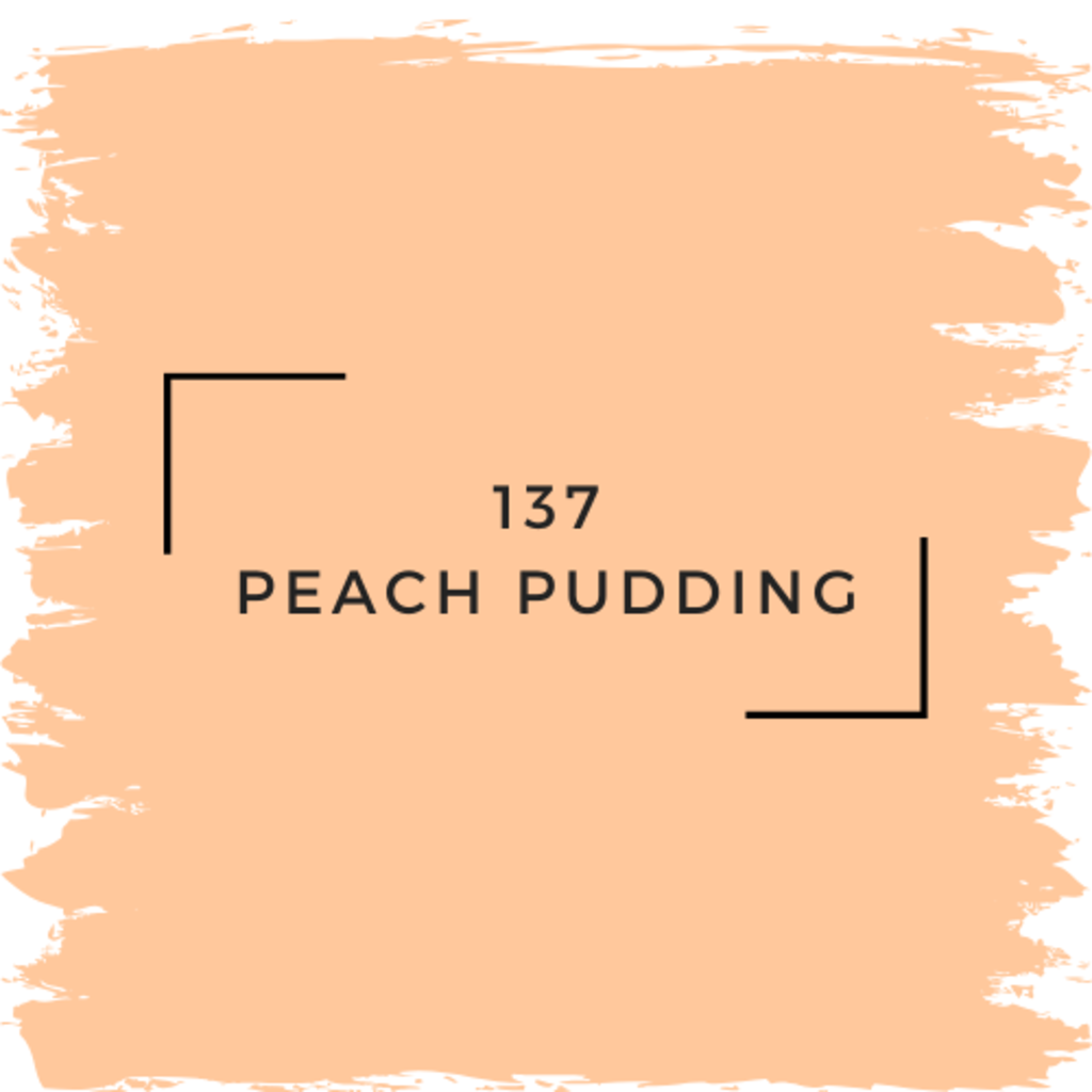 Benjamin Moore 137 Peach Pudding