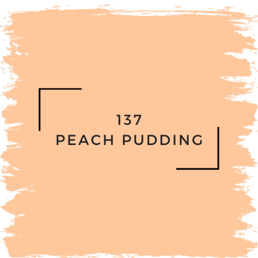 Benjamin Moore 137 Peach Pudding