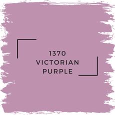 Benjamin Moore 1370 Victorian Purple
