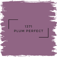 Benjamin Moore 1371 Plum Perfect