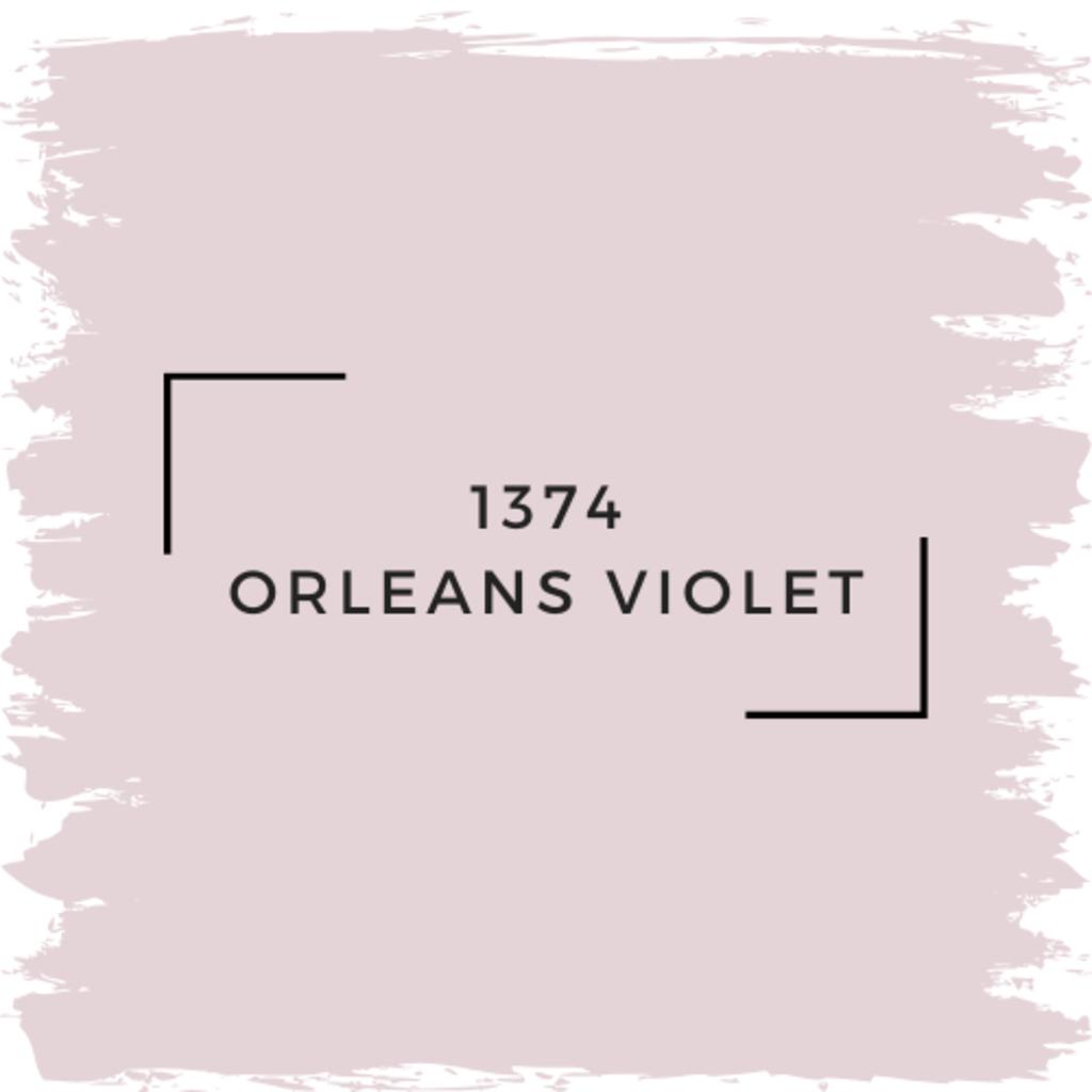 Benjamin Moore 1374 Orleans Violet