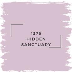 Benjamin Moore 1375 Hidden Sanctuary