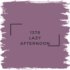 Benjamin Moore 1378 Lazy Afternoon