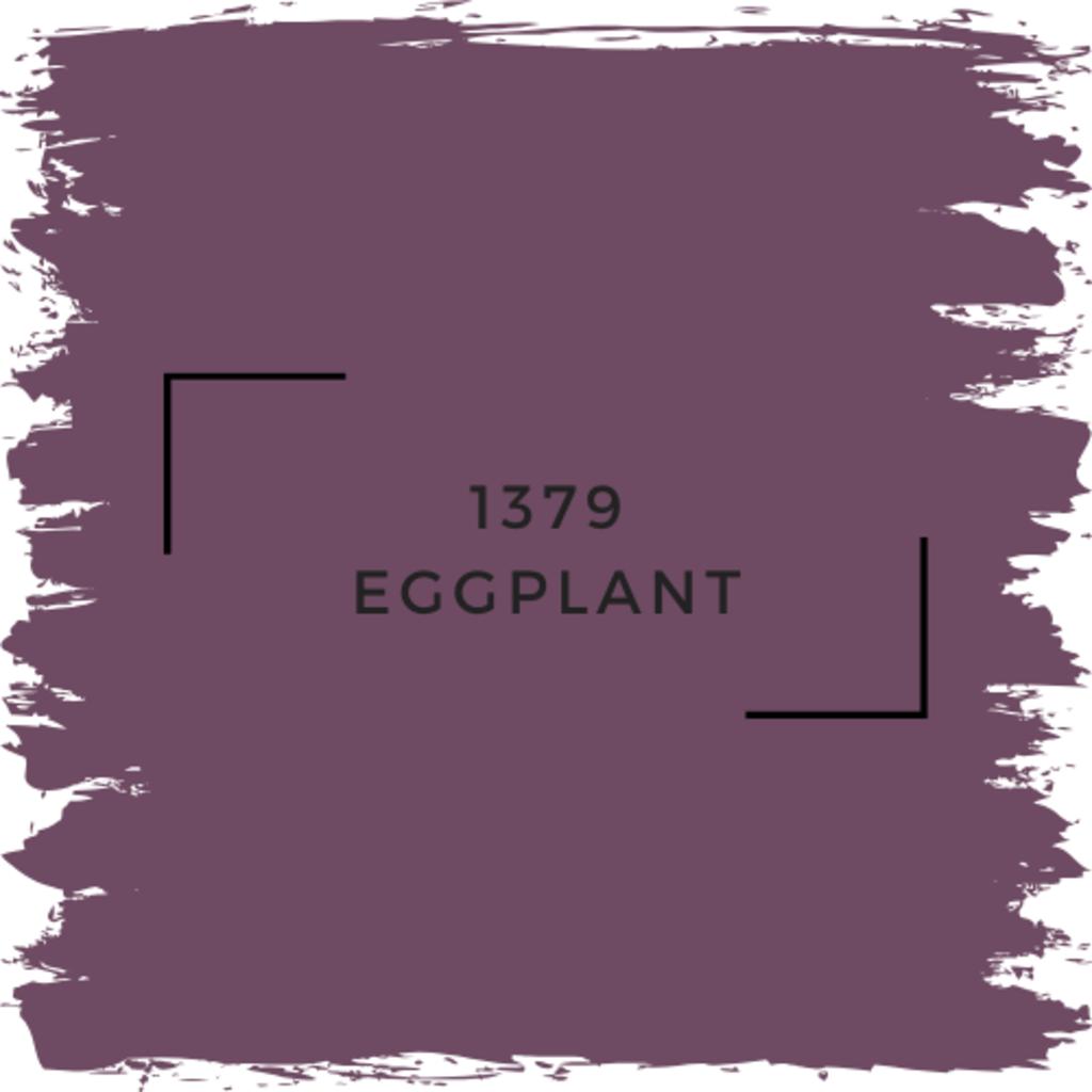 Benjamin Moore 1379 Eggplant