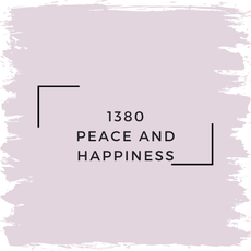 Benjamin Moore 1380 Peace And Happiness
