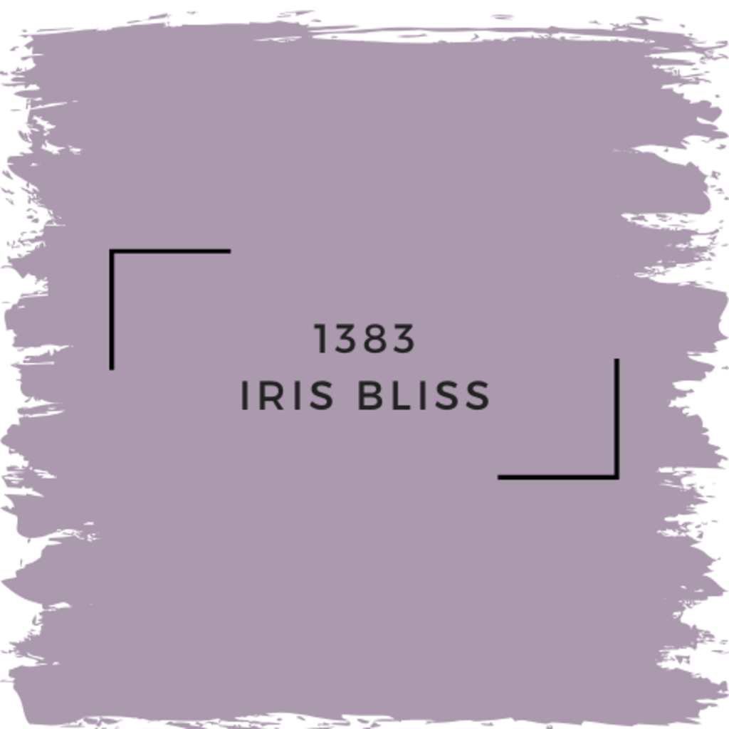 Benjamin Moore 1383 Iris Bliss