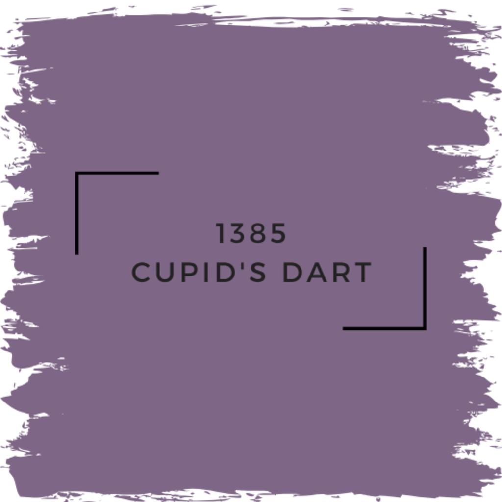 Benjamin Moore 1385 Cupid's Dart