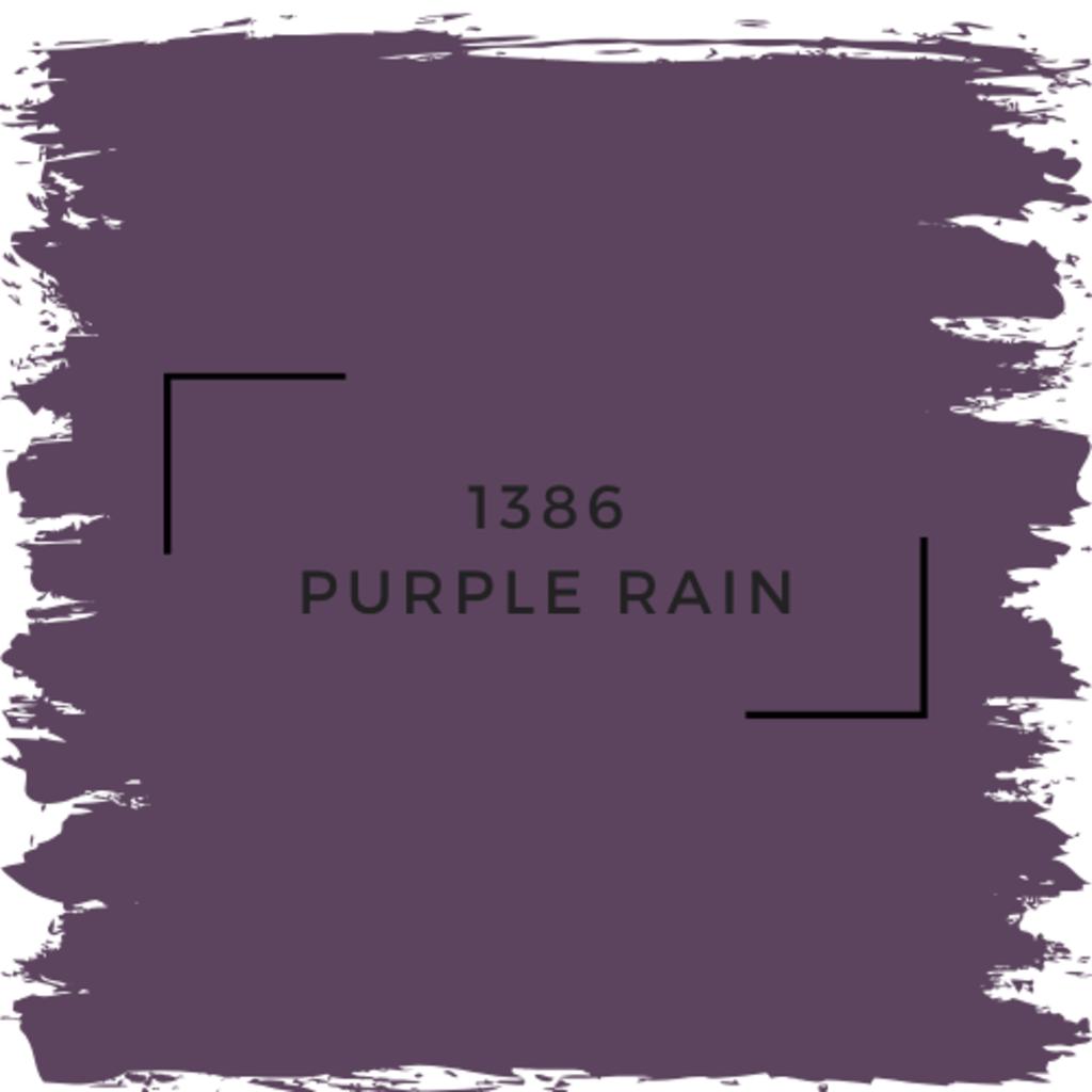 Benjamin Moore 1386 Purple Rain