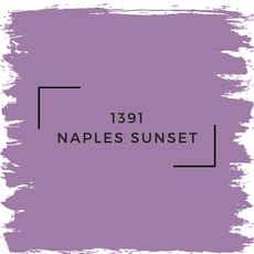Benjamin Moore 1391 Naples Sunset