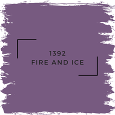 Benjamin Moore 1392 Fire And Ice