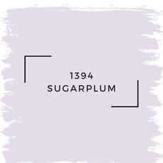 Benjamin Moore 1394 Sugarplum