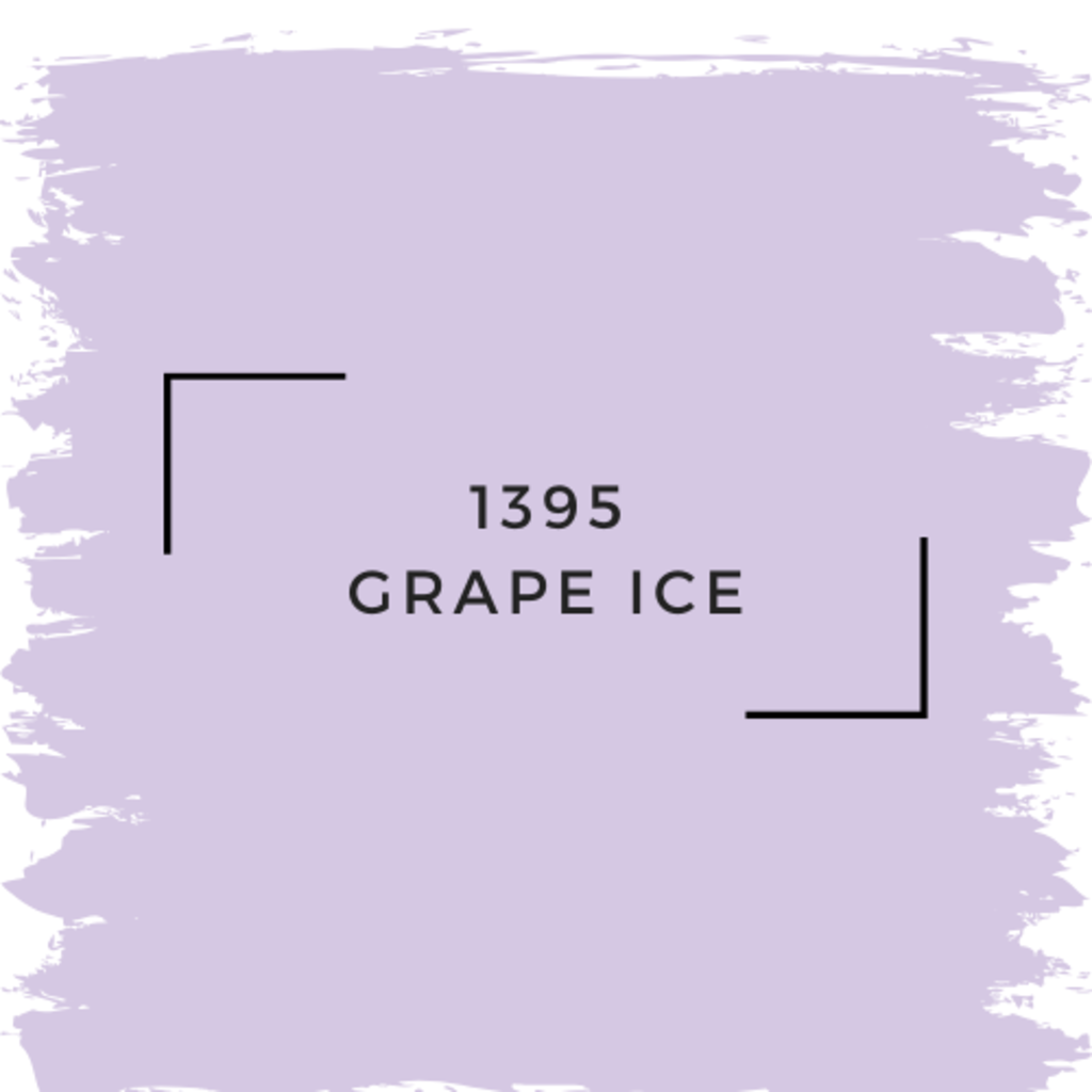 Benjamin Moore 1395 Grape Ice