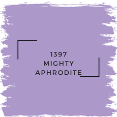 Benjamin Moore 1397 Mighty Aphrodite