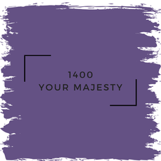 Benjamin Moore 1400 Your Majesty