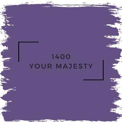 Benjamin Moore 1400 Your Majesty
