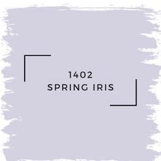 Benjamin Moore 1402 Spring Iris