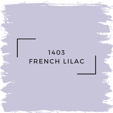 Benjamin Moore 1403 French Lilac