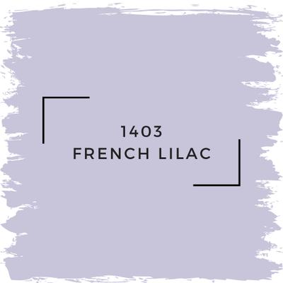 Benjamin Moore 1403 French Lilac