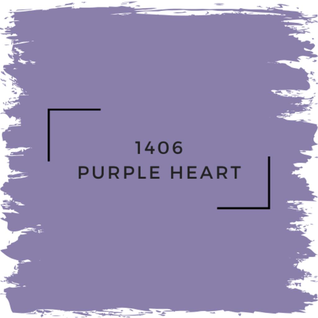Benjamin Moore 1406 Purple Heart