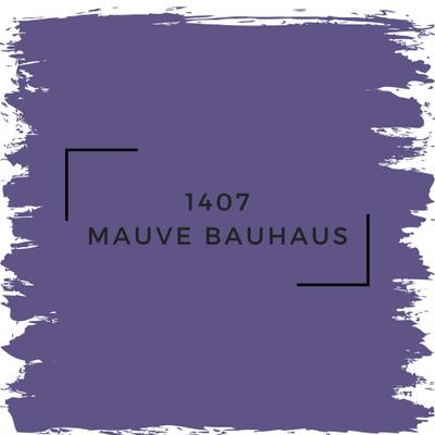 Benjamin Moore 1407 Mauve Bauhaus