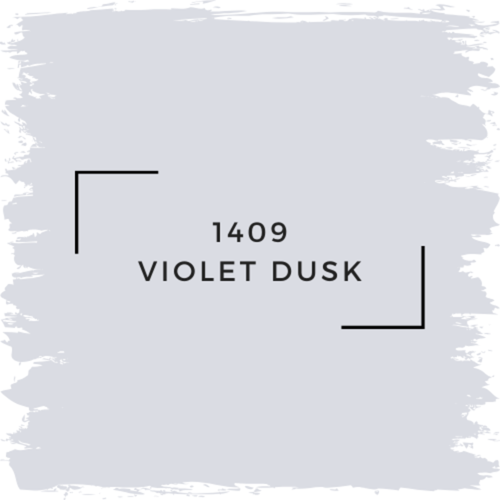 Benjamin Moore 1409 Violet Dusk