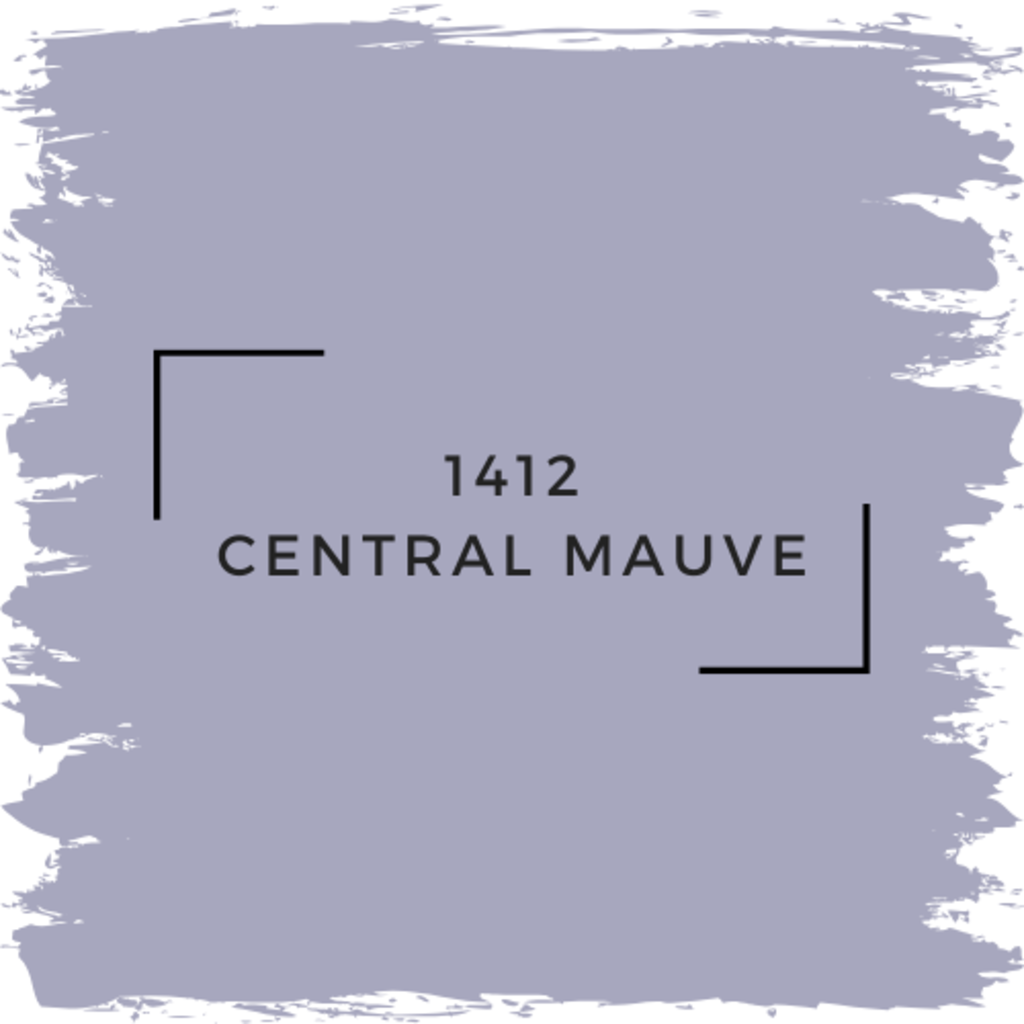 Benjamin Moore 1412 Central Mauve