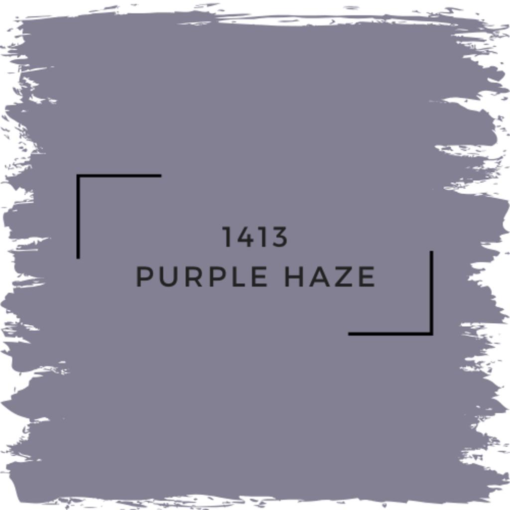 Benjamin Moore 1413 Purple Haze