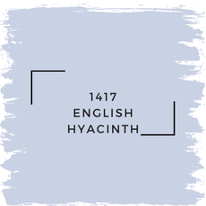 Benjamin Moore 1417 English Hyacinth