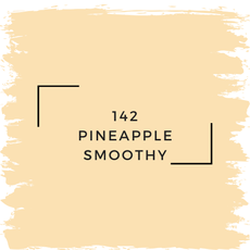 Benjamin Moore 142 Pineapple Smoothy