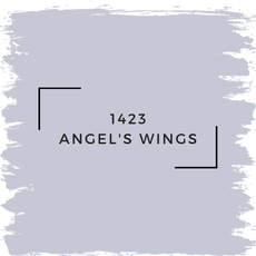 Benjamin Moore 1423 Angel's Wings