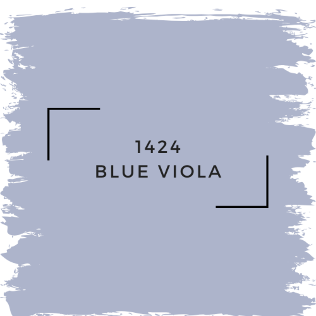 Benjamin Moore 1424 Blue Viola