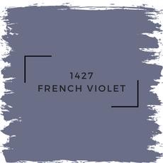 Benjamin Moore 1427 French Violet