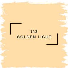 Benjamin Moore 143 Golden Light