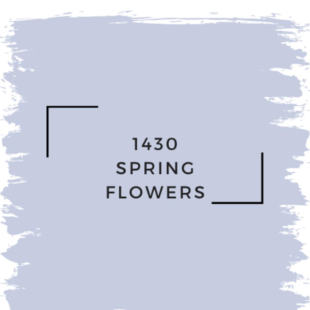 Benjamin Moore 1430 Spring Flowers