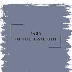 Benjamin Moore 1434 In The Twilight