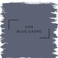 Benjamin Moore 1435 Blue Gaspe