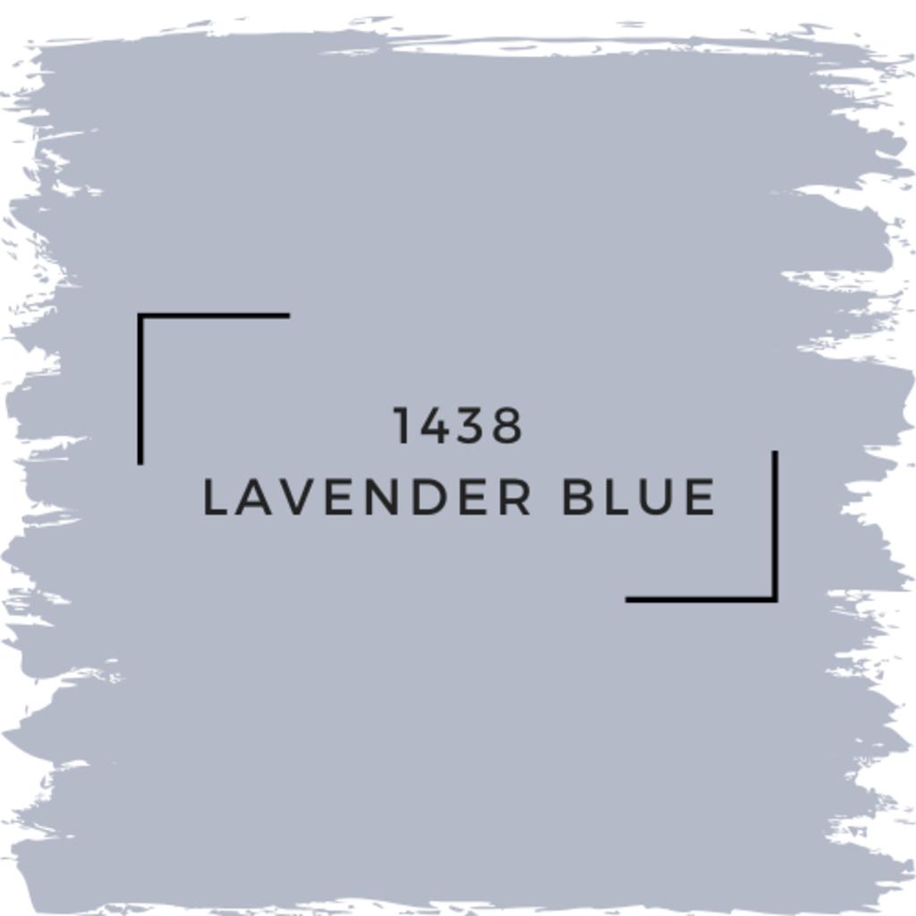 Benjamin Moore 1438 Lavender Blue