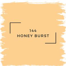Benjamin Moore 144 Honey Burst